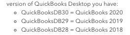 QuickBooks File Locked error