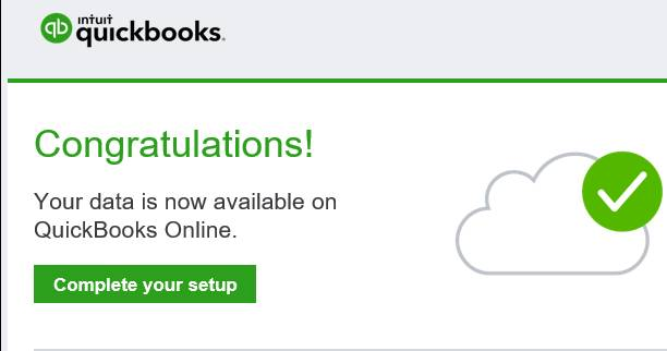 Exporting Data from QuickBooks Desktop to QuickBooks Online