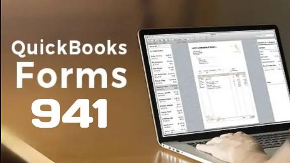 quickbooks form 941
