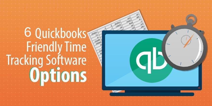 6 timesheet software that integrates with QuickBooks
