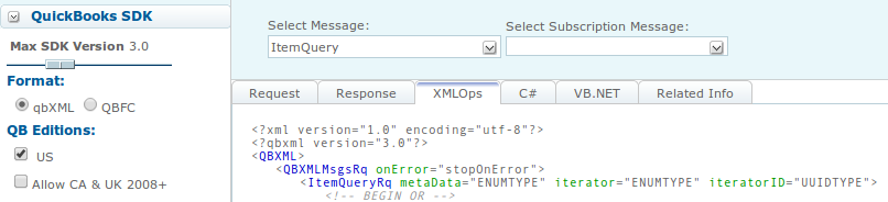 when parsing the provided XML text stream
