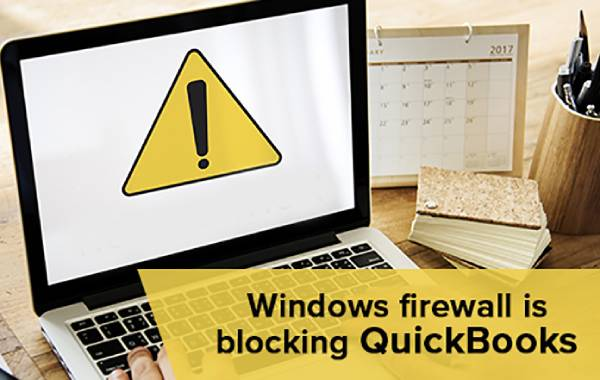 QuickBooks Firewall Error