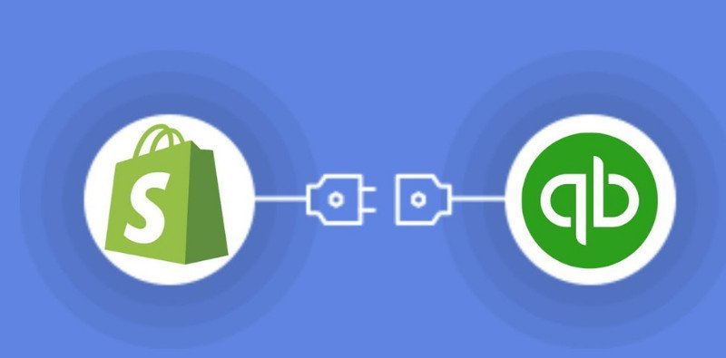 Shopify intergrates with QuickBooks