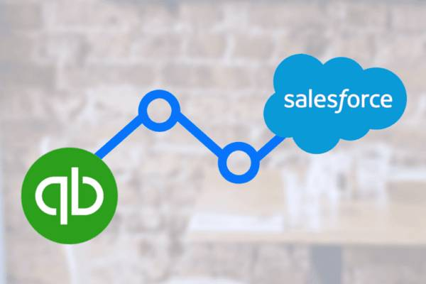 Salesforce CRM and QuickBooks Integrate