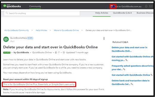 How to restart QuickBooks
