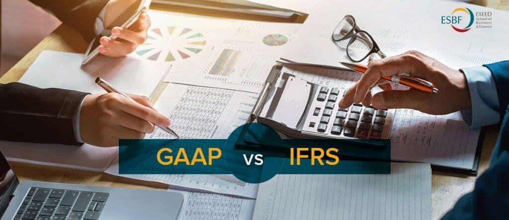 Differences between GAAP and IFRS