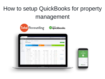 How to setup QuickBooks for property management