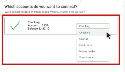 How to set up a line of credit in QuickBooks