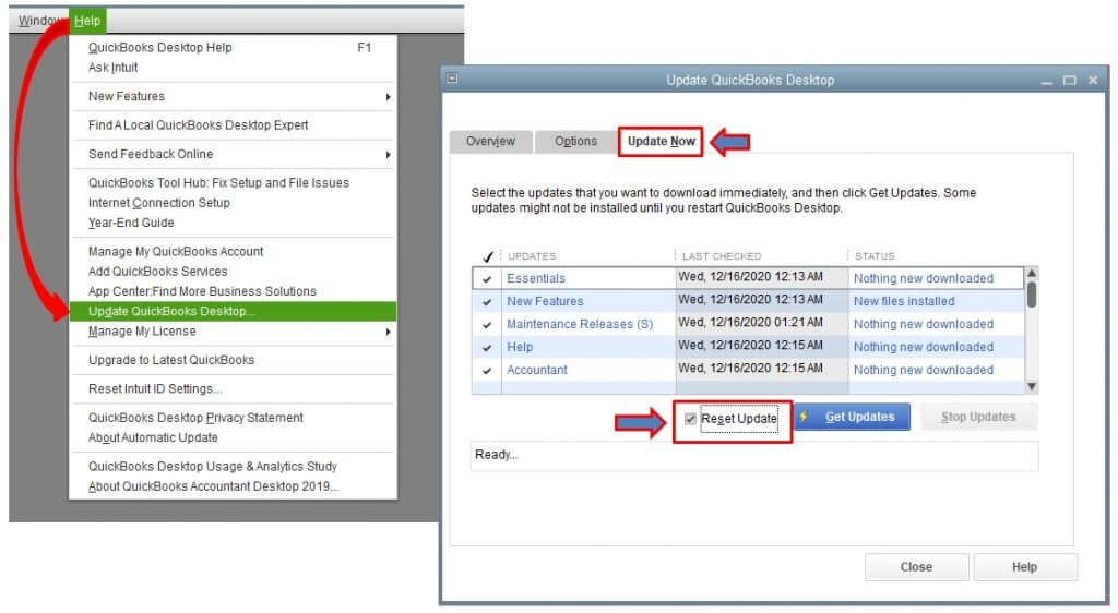 What is Miscellaneous 1099 account in QuickBooks