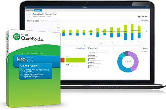 Section 199a deduction in QuickBooks