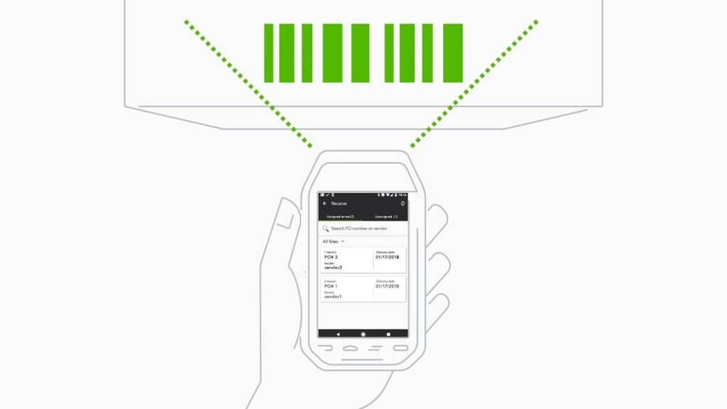 QuickBooks Enterprise- USB Barcode Scanning Support