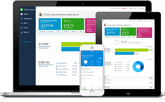 QuickBooks Self Employed App